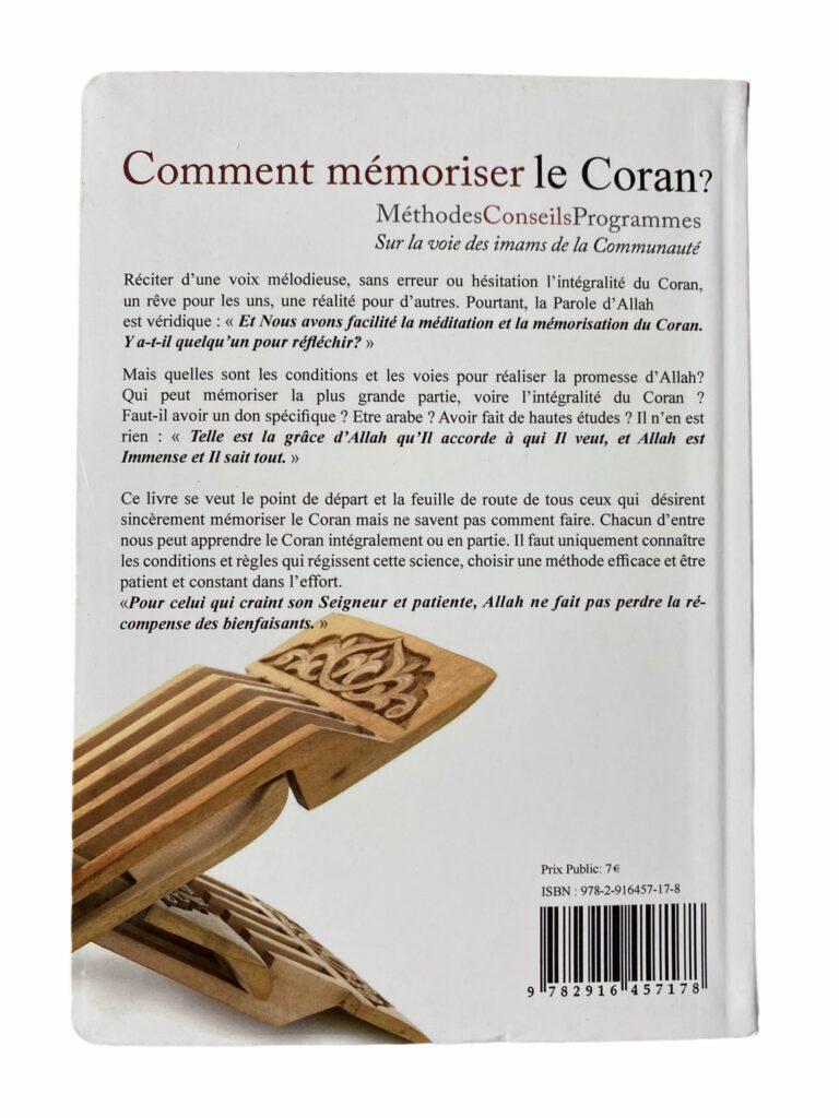 Comment Mémoriser le Coran?
