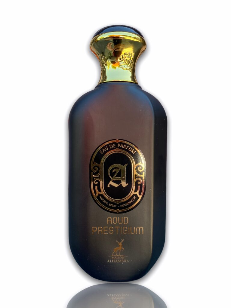 est une eau de parfum fabriquée aux Emirats Arabes Unis de la Maison Alhambra. Ce Parfum est Boisé Floral et Musqué.