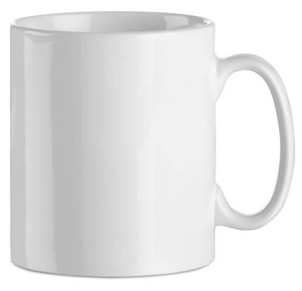 Mug Personnalisé avec Photo et/ou Texte Revêtement de haute qualité classe AA qui permet d'avoir des couleurs intenses sur toute la surface