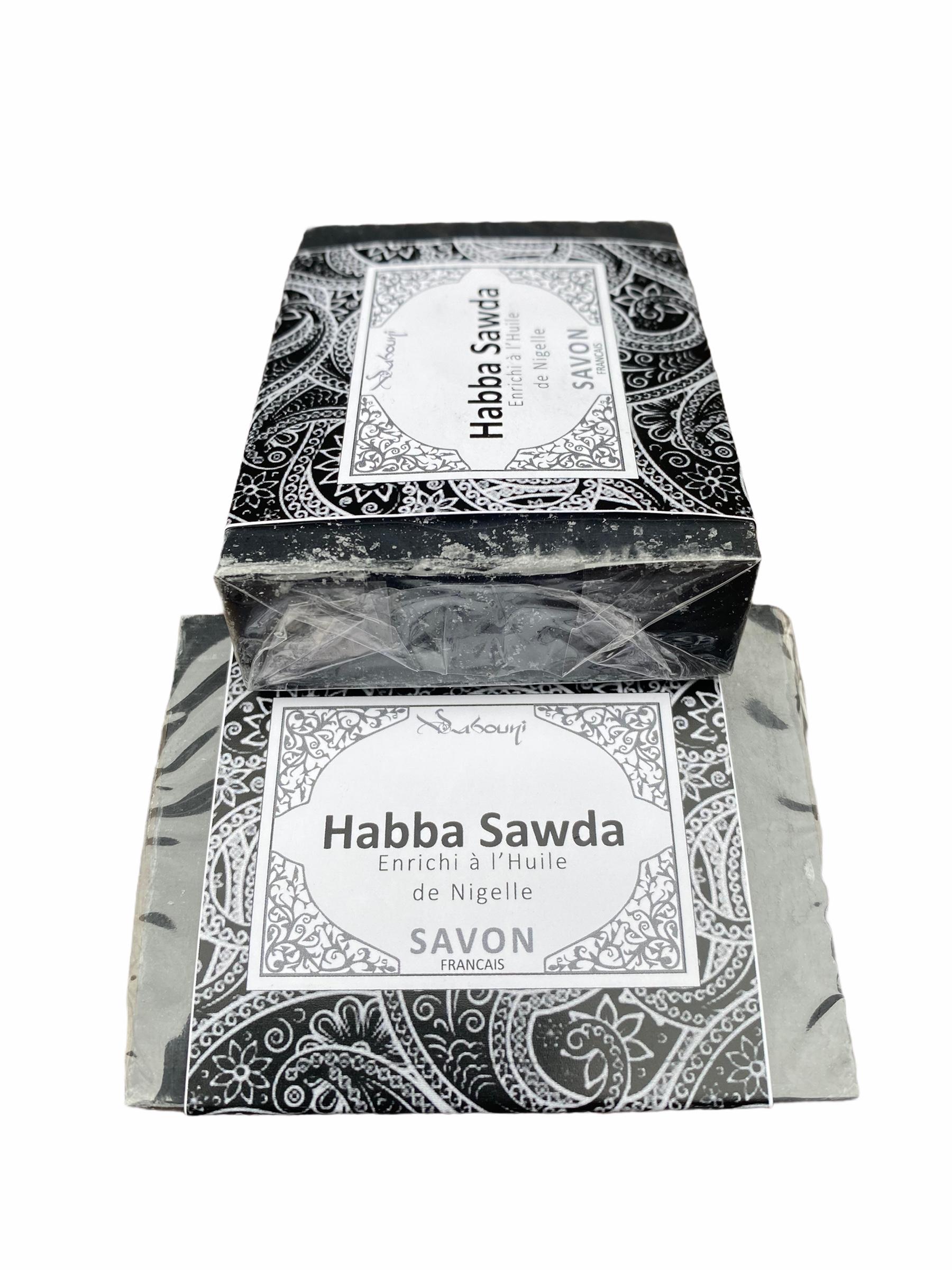 Savon à l'Huile de Nigelle Habba Sawda les vertus de la graine de nigelles pour la peau sont connu. Vous pourrez en profitez pleinement.