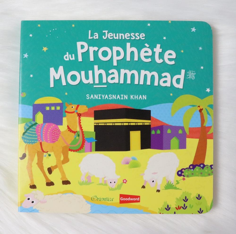La Jeunesse du Prophète Mouhammad pages cartonnées épaisses permettra à votre bébé de découvrir la jeunesse du prophète (SAW)